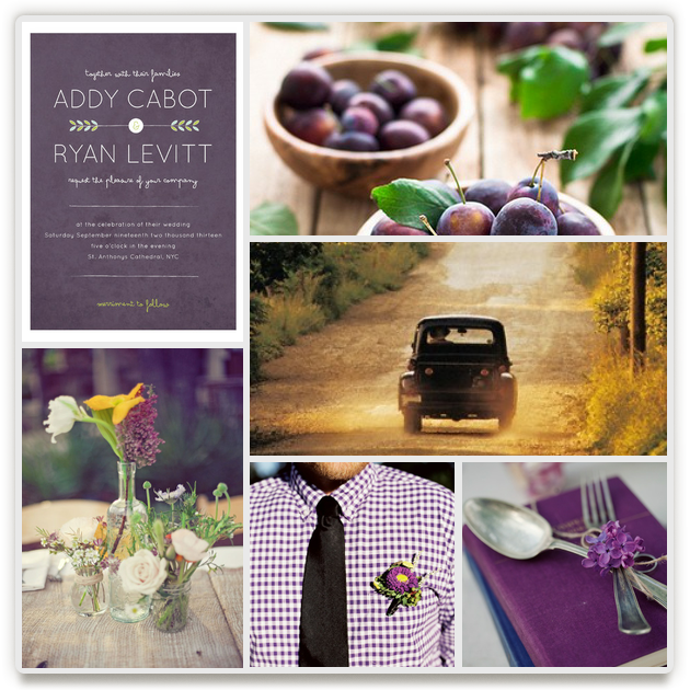 plum garden by Stacey Meacham, see more Minted